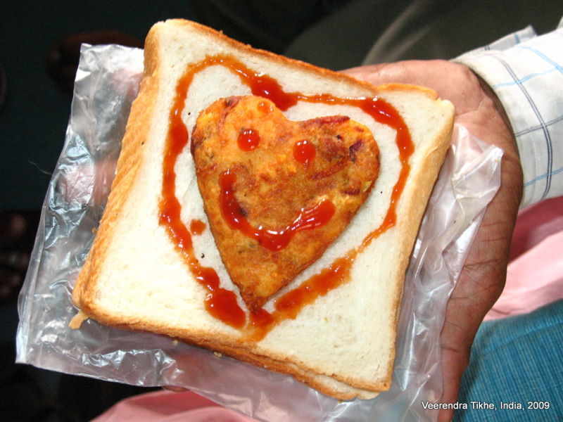 love'in food