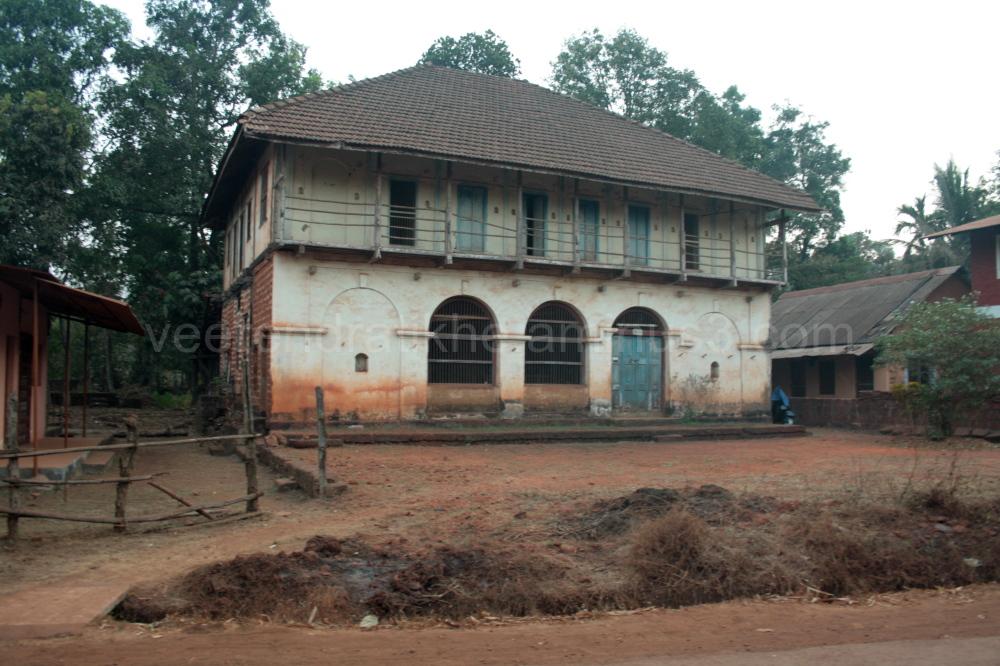 school building in konkan
