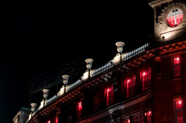 Les grandes Galeries Françaises.