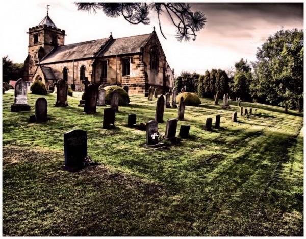 Crathorn church