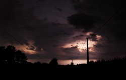 the noisy storm