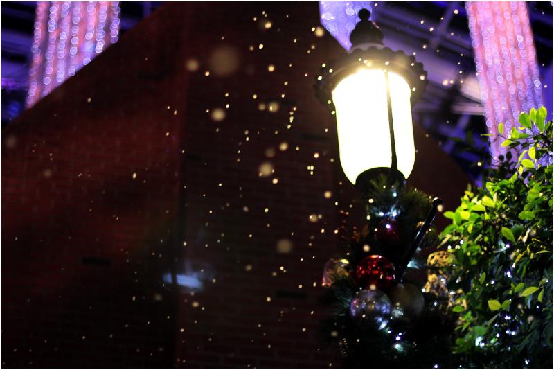 Forecast...snow flurries