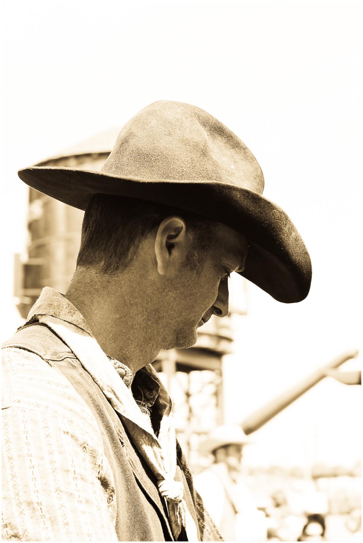 Real Life Cowboy