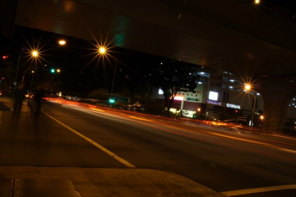 kap night long exposure