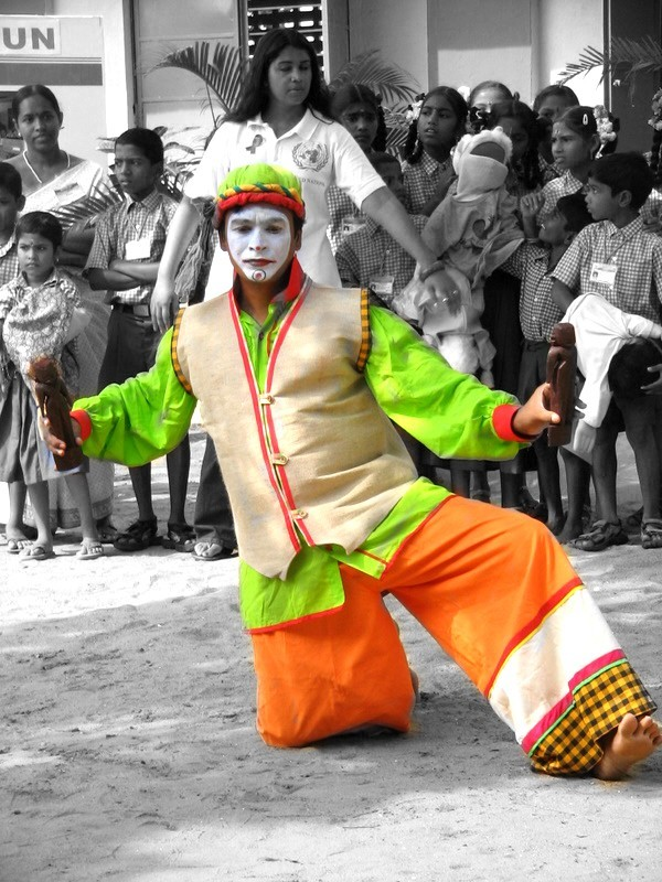 Clowning Glory