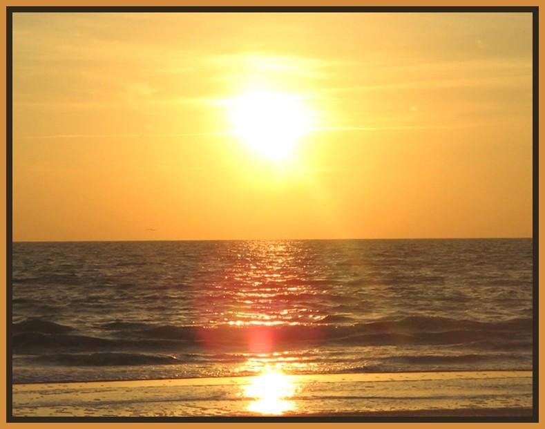 Seascape -5 - Gold