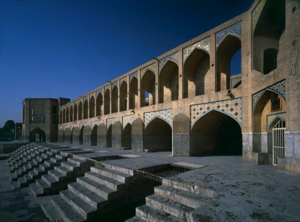 Khaju Bridge , Isfahan