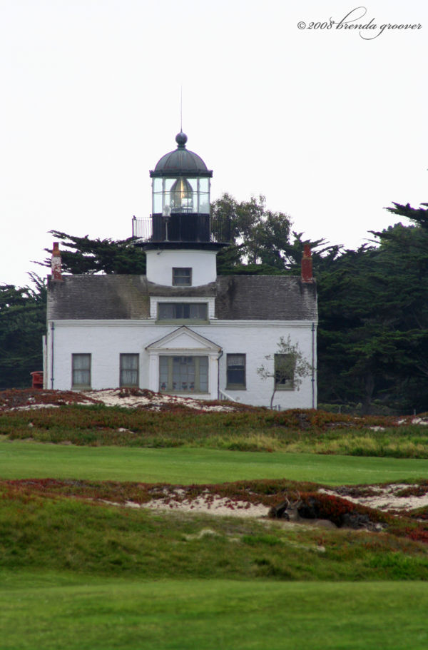 Point-Pinos lighthouse