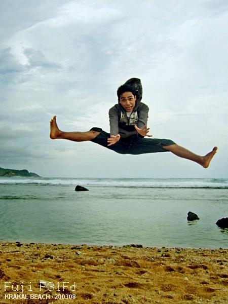 double kick!!