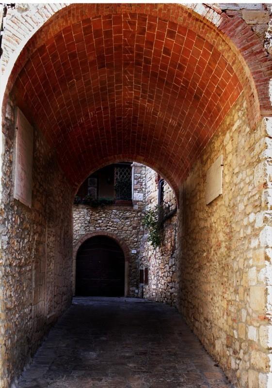 Vicolo al Castello