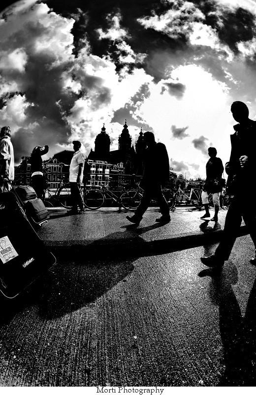 street photography d50 peleng fisheye amsterdam
