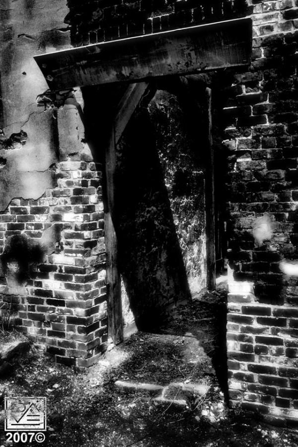 Doorway in Old Montreal