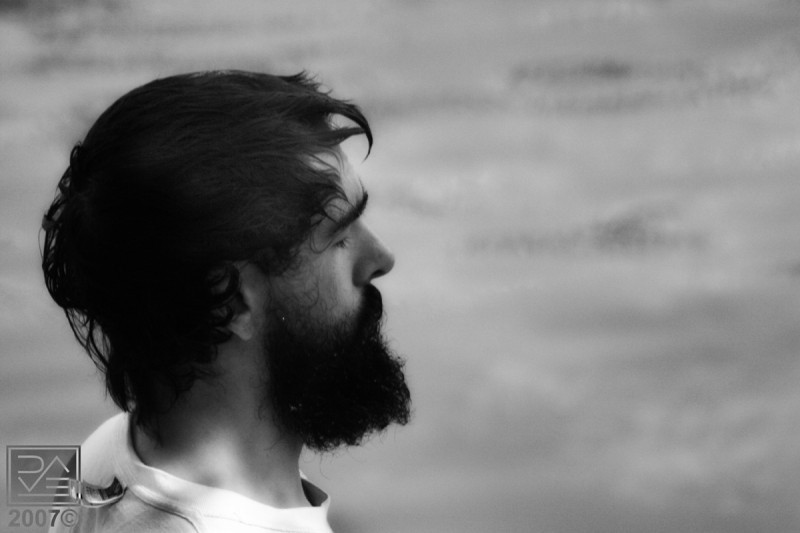 The Meditating Man: Focus