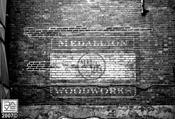Medallion Woodwork