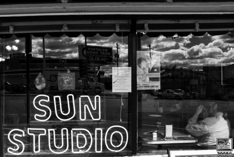 Sun Studio II - Through the Window