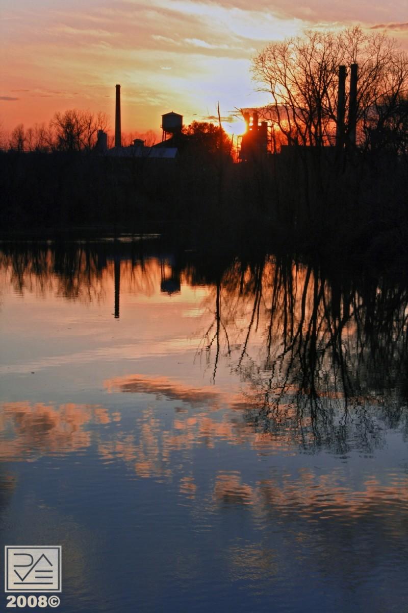 SHREVEPORT SUNSET I