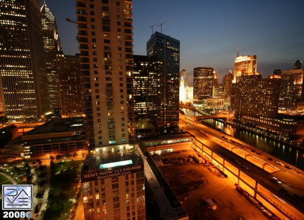 Chicago Nights I
