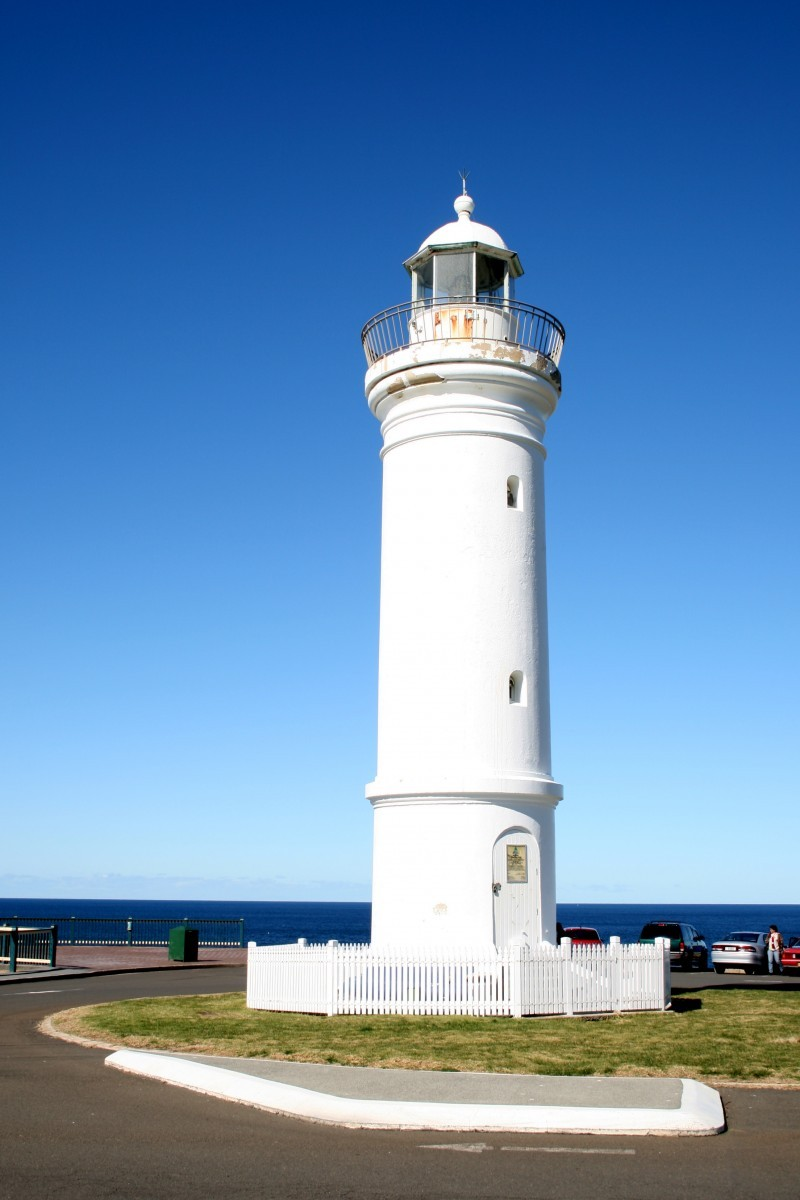 lighthouse at Kiama