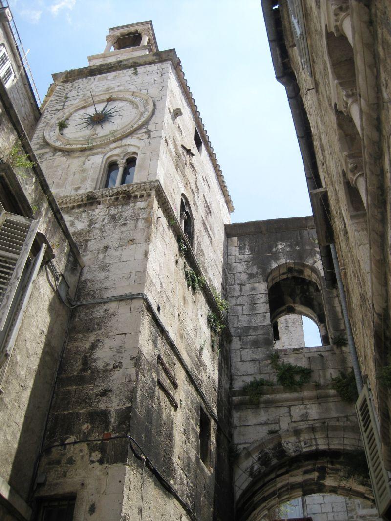 Diocletian's Palace, Split June 2009