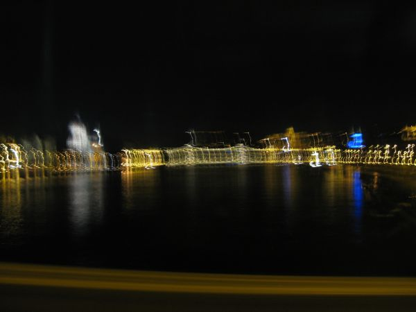 Experimenting with my camera, Budapest June 2009