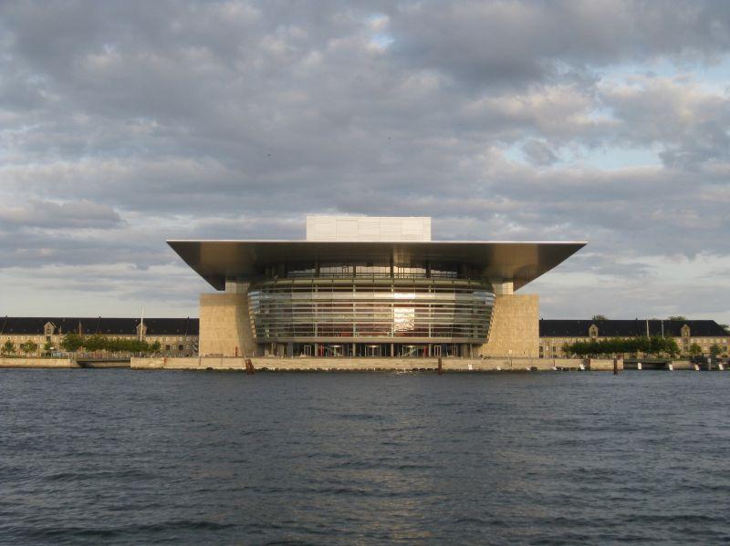 Copenhagen Opera House, August 2009