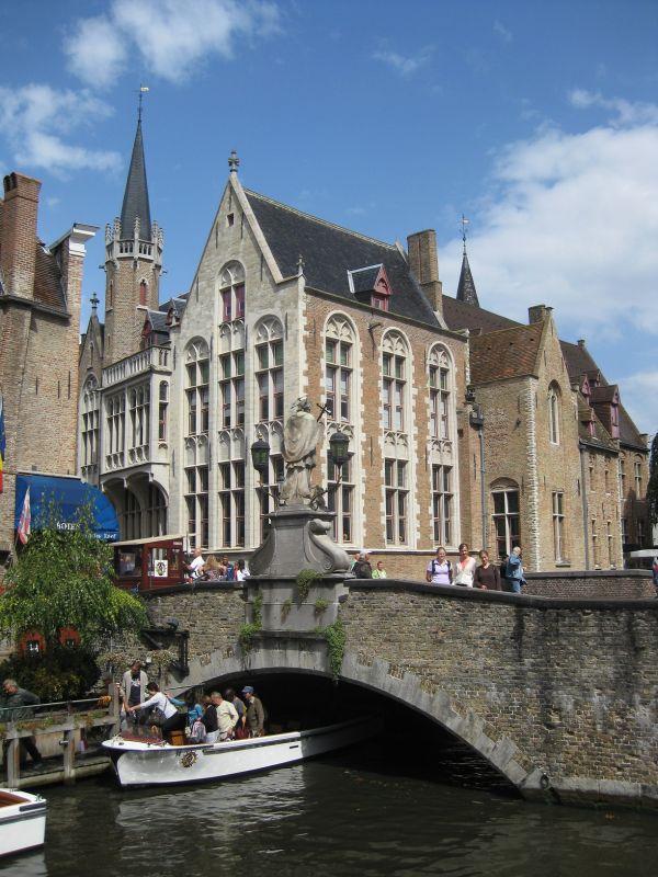 Bruges, August, 2009