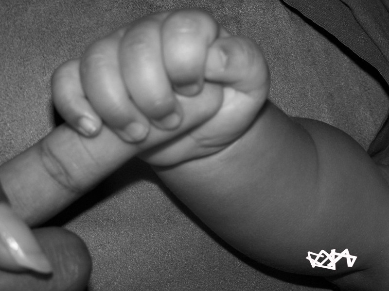 Chubby Little Fingers