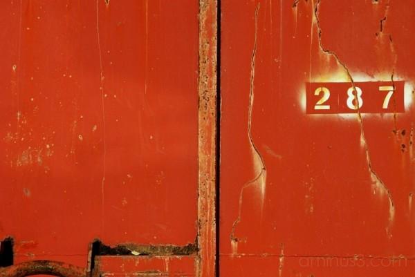 N° 287 rusting in peace...