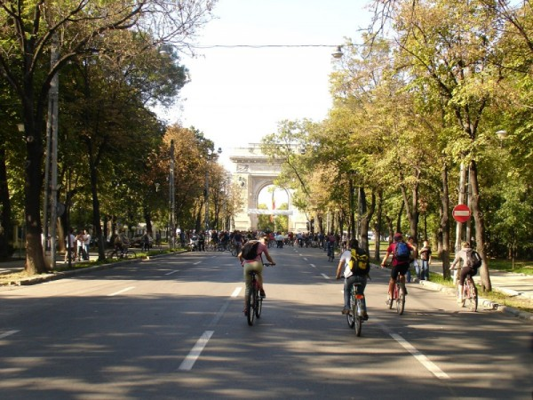 22 september- car free day