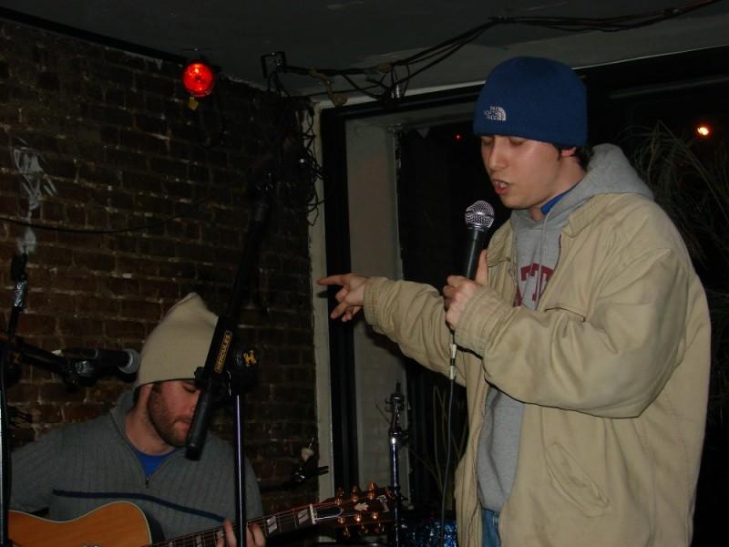Performing @ Bar 169