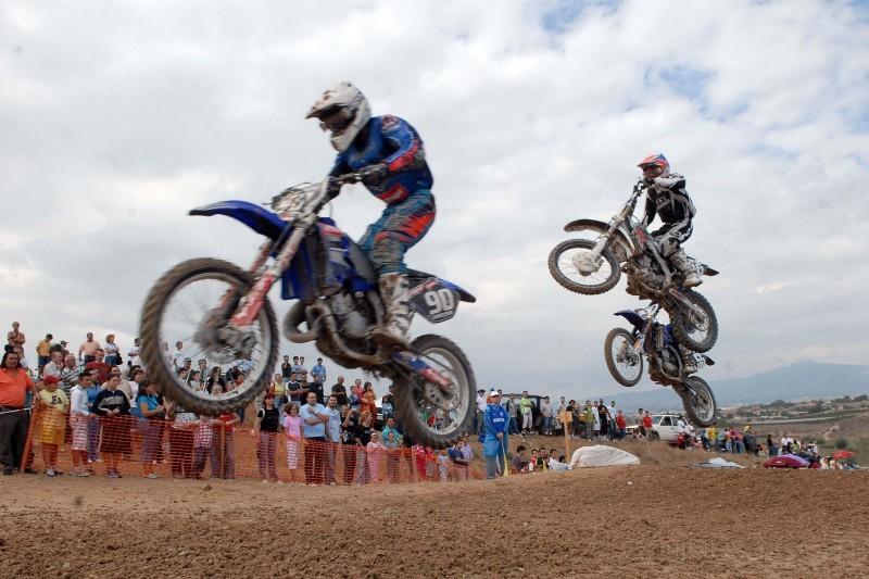 carrera de motocross molina de segura