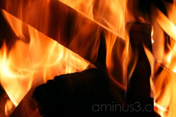 Heaven fire