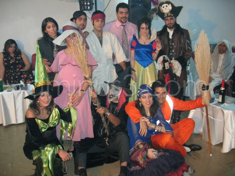 BALMASQUE Party 2