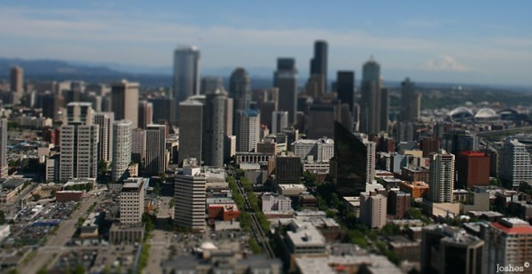 Miniature Seattle
