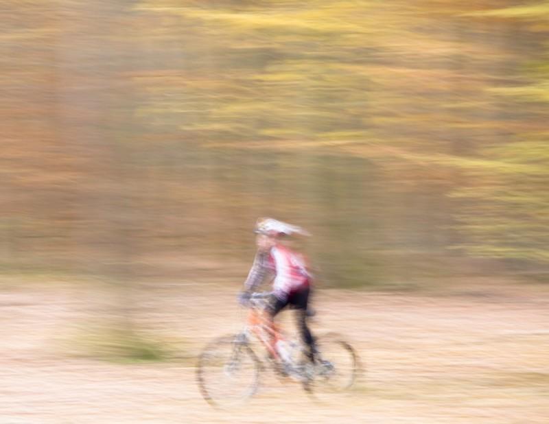 Bicycle's speedness....