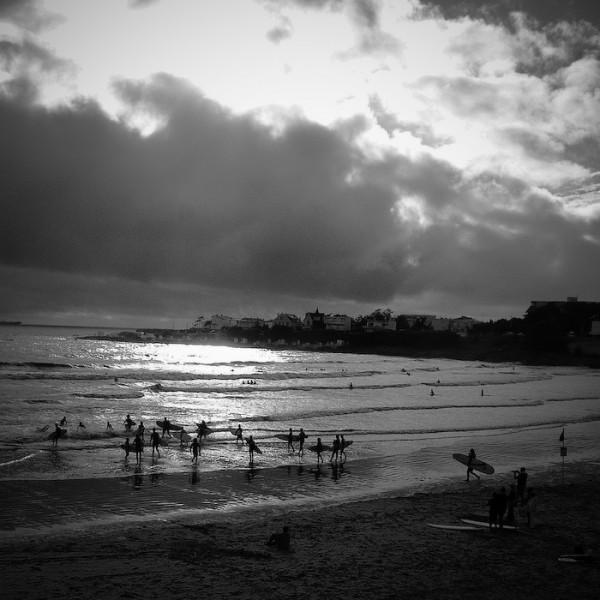 Surf à Royan