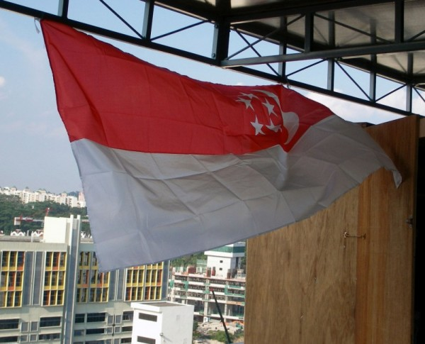 Singapore Flag, NDP, Show it.