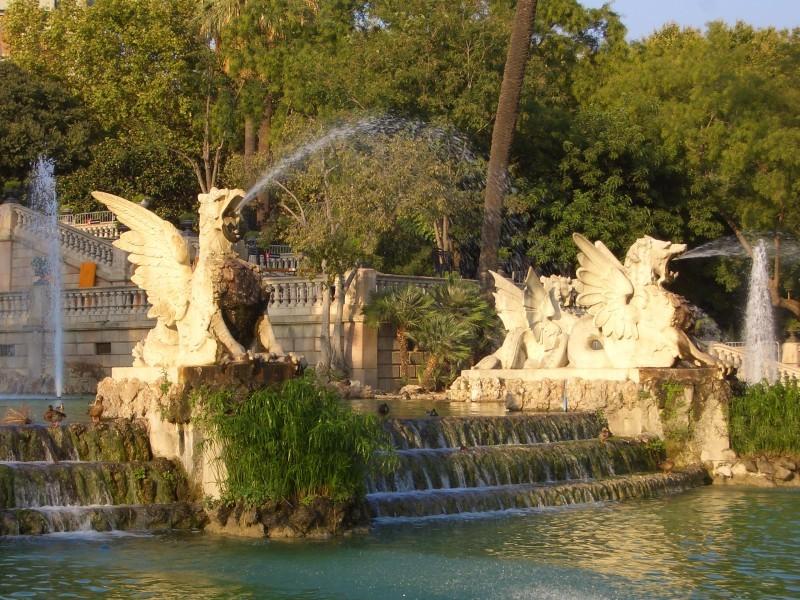 El Parque de la Ciutadella II