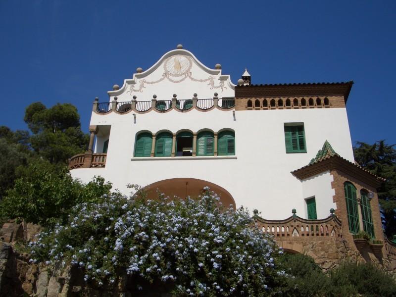 Gaudi Haus im Parque Güell