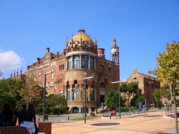 Hospital de la Santa Creu y Sant Pau  II