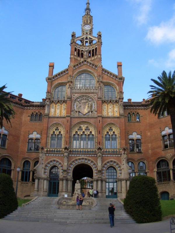 Hospital de la Santa Creu y Sant Pau I