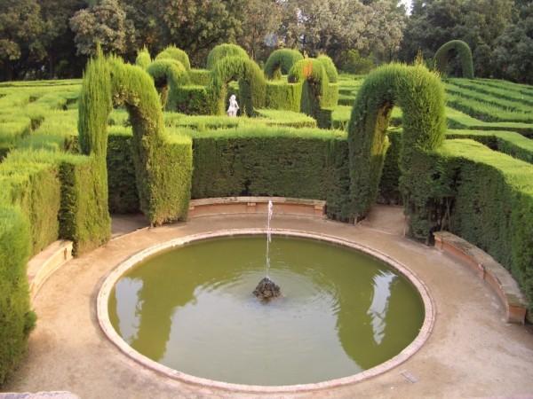 Parque del Laberinto de Horta