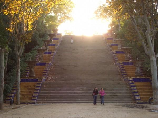 Herbst am Montjuic...