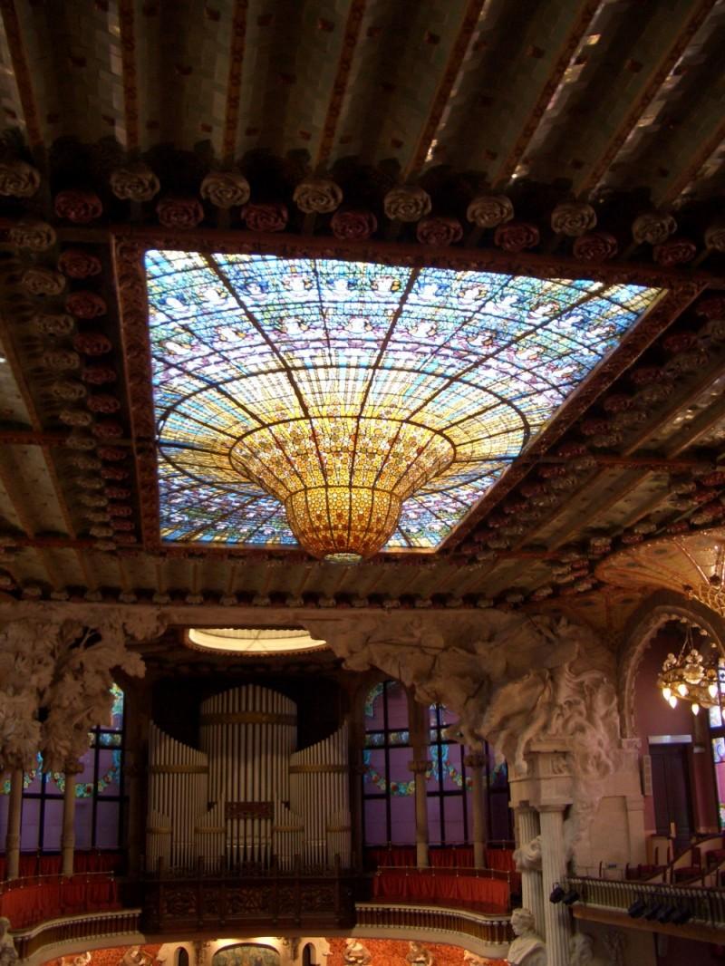 Palau de la Música Catalana lll