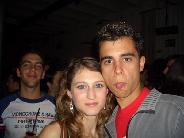 Franzi y Alvaro...