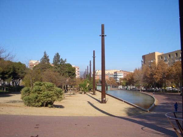 Otro parque cerca de Sant Andreu I