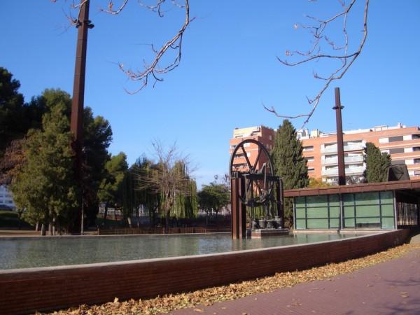Otro parque cerca de Sant Andreu II