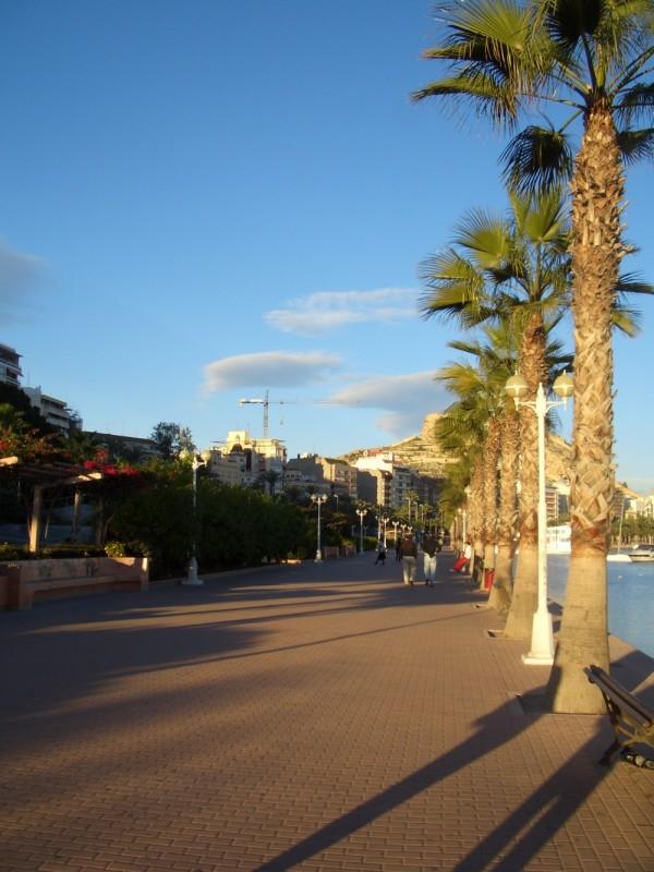 Hafen von Alicante
