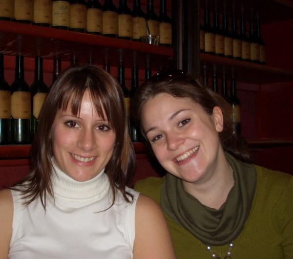 Julia und ich