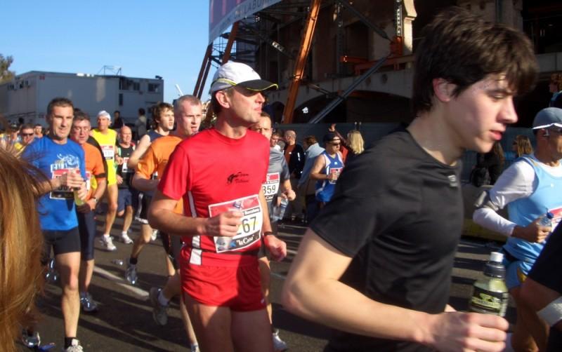 Marathon 2008 in  BCN II